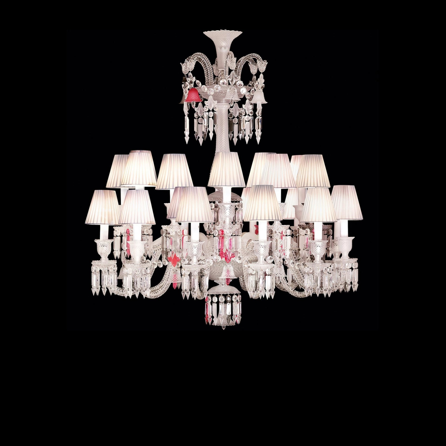 lustre 48l baccarat flou je te vois flou 2608738. Black Bedroom Furniture Sets. Home Design Ideas