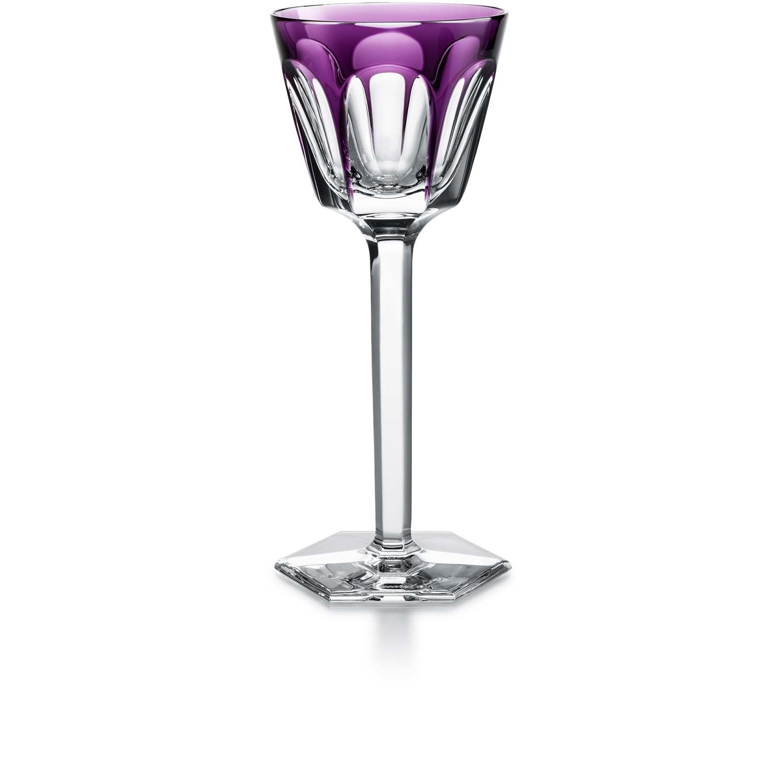 verre baccarat harcourt verre violet 1201131. Black Bedroom Furniture Sets. Home Design Ideas