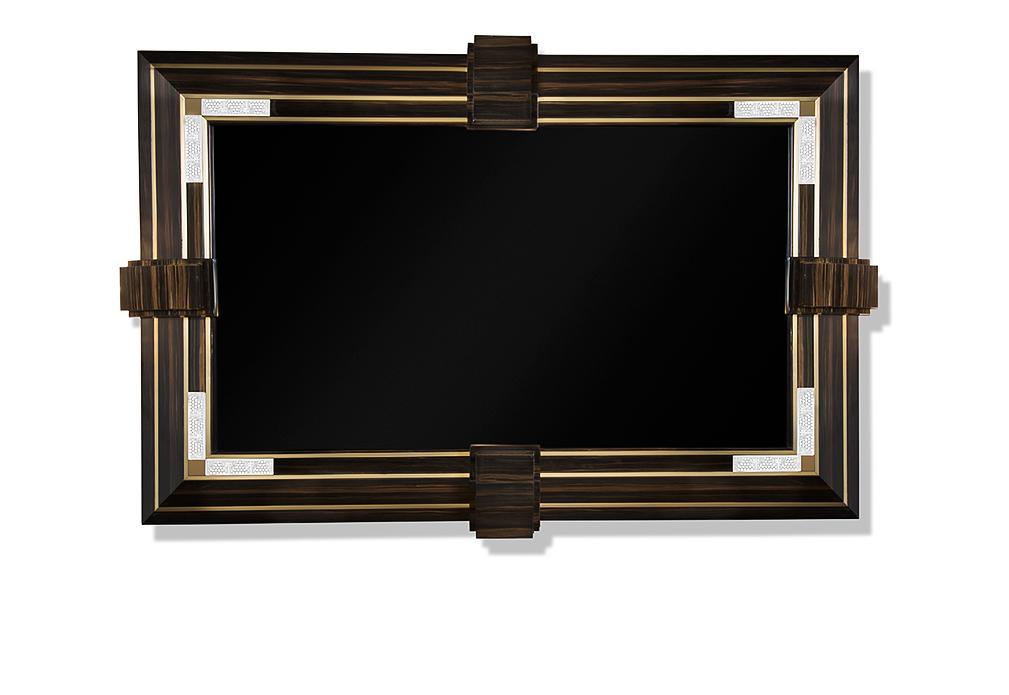 cadre tv raisins en dition num rot e cristal incolore b ne naturel et acier dor lalique. Black Bedroom Furniture Sets. Home Design Ideas