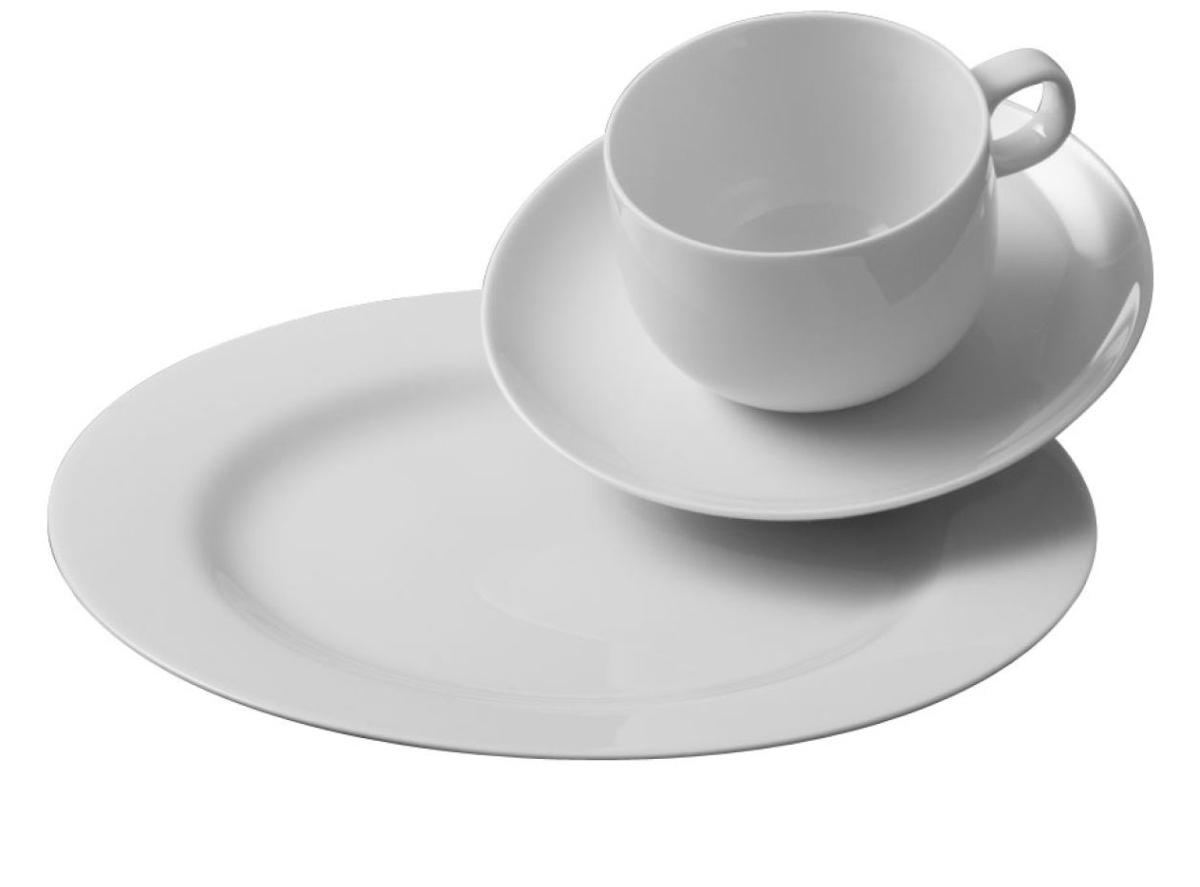 service cafe rosenthal moon weiss 19600 800001 18735. Black Bedroom Furniture Sets. Home Design Ideas