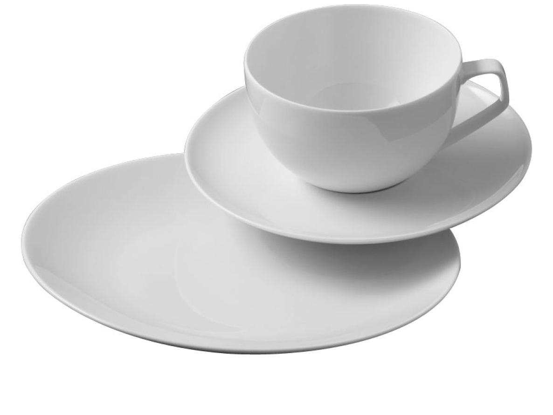 service cafe rosenthal tac gropius weiss 11280 800001 18735. Black Bedroom Furniture Sets. Home Design Ideas