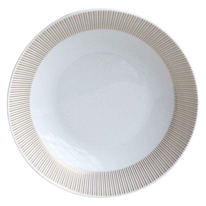 vaisselle bernardaud assiette creuse sol 1655 26. Black Bedroom Furniture Sets. Home Design Ideas