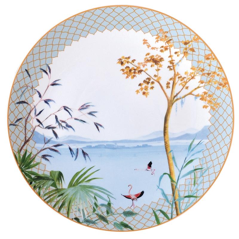 vaisselle bernardaud assiette tropiques 1197 21429. Black Bedroom Furniture Sets. Home Design Ideas