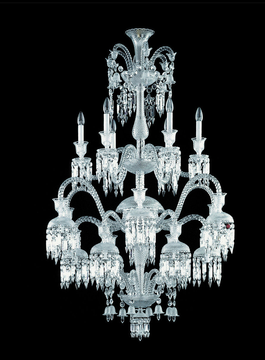 lustre baccarat solstice 2606719. Black Bedroom Furniture Sets. Home Design Ideas
