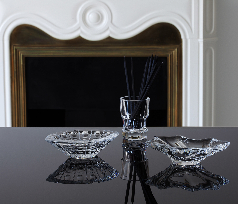 cendriers baccarat cadix 1712425. Black Bedroom Furniture Sets. Home Design Ideas