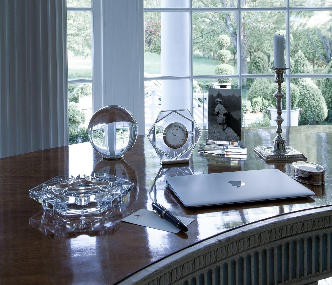 cendriers baccarat harcourt abysse 2606795. Black Bedroom Furniture Sets. Home Design Ideas