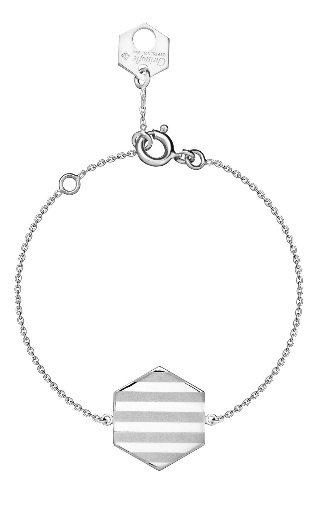 bracelet christofle beebee 06760020. Black Bedroom Furniture Sets. Home Design Ideas