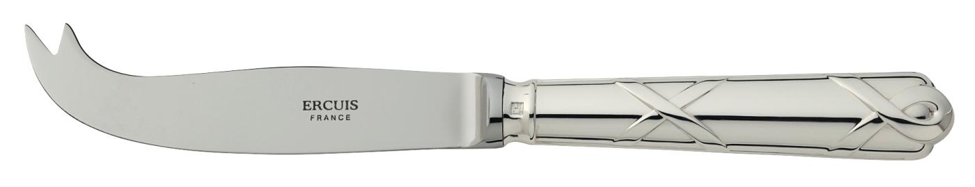 couverts ercuis argent massif paris couteau fromage dents 636177. Black Bedroom Furniture Sets. Home Design Ideas