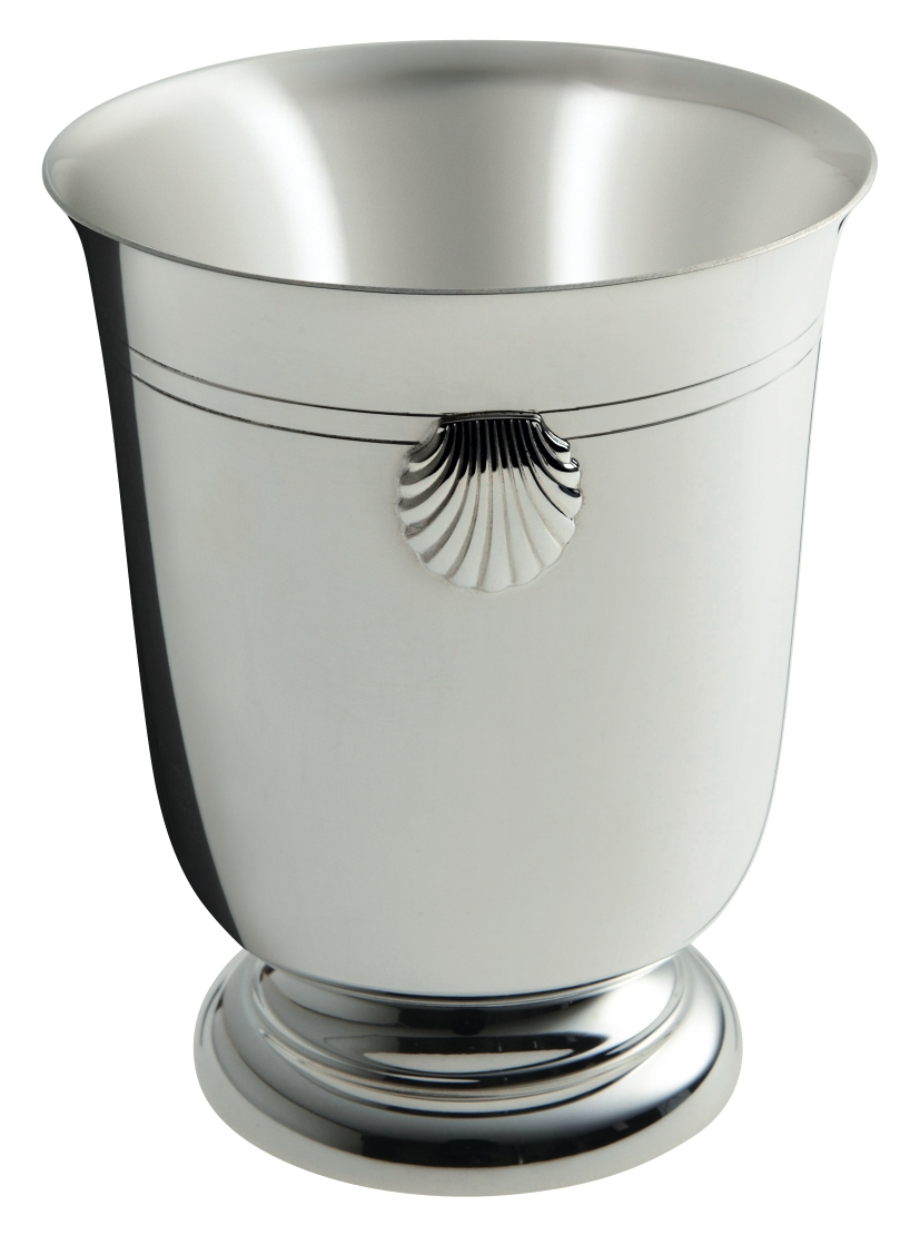 Timbale ercuis coquille 58301 - Ercuis argent massif ...