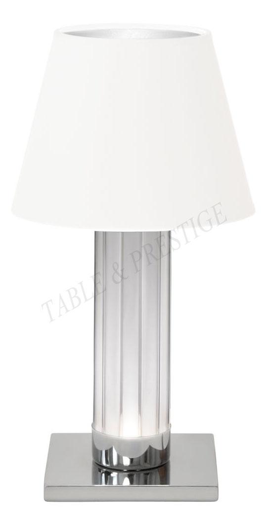 Lampe lalique orgue 10153100 - Lampe sans abat jour ...