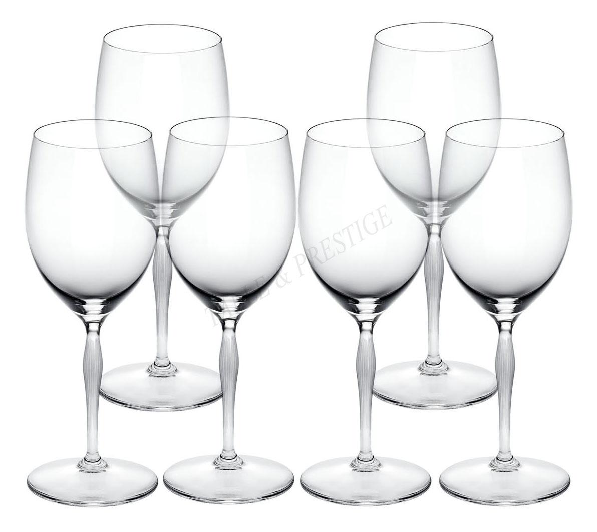 verre lalique 100 points verre a eau 10331700. Black Bedroom Furniture Sets. Home Design Ideas