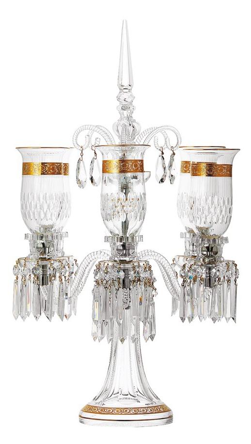 candelabre saint louis thistle 78505000. Black Bedroom Furniture Sets. Home Design Ideas