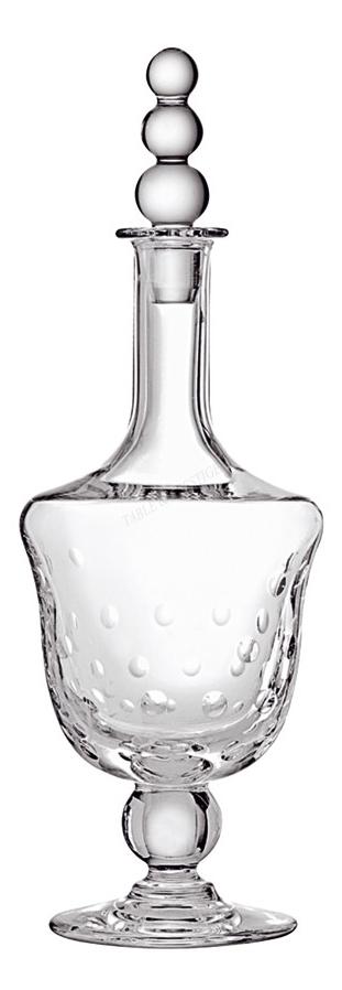 carafe saint louis bubbles carafe 17703200. Black Bedroom Furniture Sets. Home Design Ideas