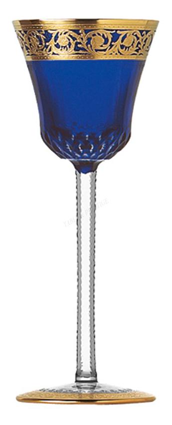 verre saint louis thistle verre couleur 30702023. Black Bedroom Furniture Sets. Home Design Ideas