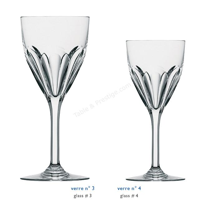Verre saint louis bristol verre a vin 10200300 - Verre saint louis prix ...