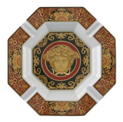 cendrier s rie cadeaux medusa rosenthal shop versace 14096 102721 27243. Black Bedroom Furniture Sets. Home Design Ideas